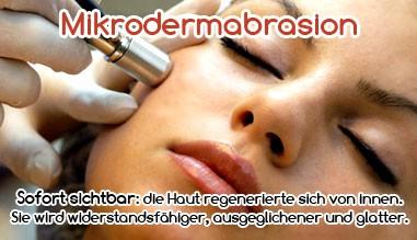 Mikrodermabrasion