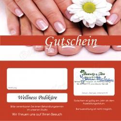 Wellness Pediküre