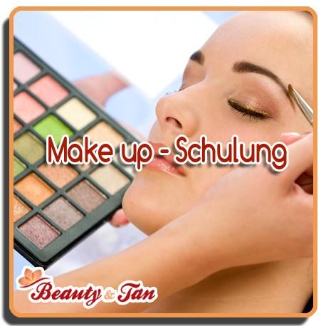 Make-up Schulung / Seminar - Schmink-Techniken (Basis)